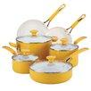 SilverStone Ceramic CXi Non-Stick 12 Piece Cookware Set