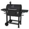 Dyna-Glo Charcoal Grill with Side Shelves