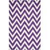 Safavieh Wilson Hand-Tufted Purple/Ivory Area Rug