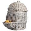 Fallen Fruits Esschert's Garden 3.8L Willow Potato Basket