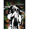 Art Group Bob Marley Paint Canvas Wall Art