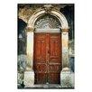 Artist Lane Leinwandbild Doors of Italy - Incatenato von Joe Vittorio