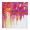 Artist Lane New Morning by Catherine Fitzgerald Art Print Wrapped on Canvas
