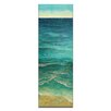 Artist Lane Ocean Shore 2 by Jennifer Webb Art Print on Canvas