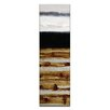 Artist Lane Translucent Nature Triptych 3 by Katherine Boland Art Print Wrapped on Canvas