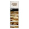 Artist Lane Translucent Nature Triptych 2 by Katherine Boland Art Print Wrapped on Canvas