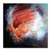 Artist Lane Release I by John Louis Lioyd Art Print Wrapped on Canvas