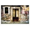 Artist Lane Doors of Italy - Panorama by Joe Vittorio Photographic Print on Canvas