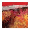 Artist Lane Avalanche-Giclee by John Louis Lioyd Art Print Wrapped on Canvas