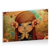 Artist Lane Greetings by Karin Taylor Art Print Wrapped on Canvas