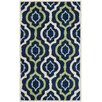Safavieh Mykonos Hand-Tufted Dark Blue/Green Area Rug