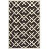 Safavieh Marion Hand-Woven Black/Ivory Area Rug