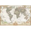 Wallpops! Executive World Map Wall Stickers