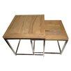 Katigi Designs 2-tlg. Satztisch-Set