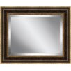 Ashton Wall Décor LLC Burnished Framed Beveled Plate Glass Mirror