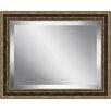 Ashton Wall Décor LLC Bead Framed Beveled Plate Glass Mirror