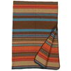 Wooded River Tombstone II Throw