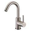 Cadell Single Handle Single Hole Bathroom Faucet