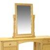 Heartlands Furniture Chelsea Rectangular Dressing Table Mirror