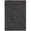 Nourison Grand Suite Hand-Loomed Black Area Rug