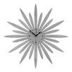 All Home Oversized 60cm Sunburst Wall Clock