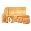 Catskill Craftsmen, Inc. 5 Piece Ultimate Chef's Set