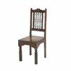 Prestington Jali Solid Sheesham Dining Chair (Set of 2)
