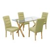 LPD Cadiz Roma Dining Table and 4 Chairs