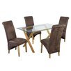 LPD Cadiz Treviso Dining Table and 4 Chairs