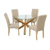 LPD Oporto Roma Dining Table and 4 Chairs