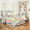 Waverly Charmed 4 Piece Reversible Comforter Set