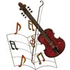 House Additions Music Graphic Art Plaque Wall Décor