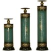 House Additions Metal Art Candlestick