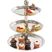 Zodiac Stainless Products Stainless Steel Cake Stand