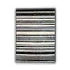 Pieles Pipsa Black/Grey Area Rug
