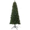 6.5' Slim Artificial Christmas Tree with 250 Unlit Lights