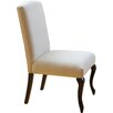 NobleHouse Regalle Solid Wood Upholstered Dining Chair (Set of 2)