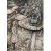 Star Editions Alice's Adventures in Wonderland by Arthur Rackham Art Print