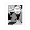 Star Editions Moomins The Big, Scary Groke by Tove Jansson Graphic Art
