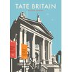Star Editions Tate Britain by Dave Thompson Vintage Advertisement