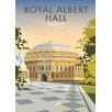 Star Editions Royal Albert Hall, London by Dave Thompson Vintage Advertisement