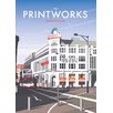 Star Editions The Printworks, Manchester by Dave Thompson Vintage Advertisement