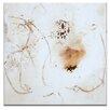 Artist Lane Encaustic 5 by Gill Cohn Art Print on Canvas