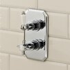 Ultra Beaumont Twin Concealed Shower Valve