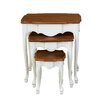 All Home Blair 3 Piece Nest of Tables