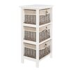 All Home Mesa 3 Drawer Chest
