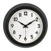 All Home 22cm Vintage Metal Wall Clock