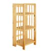 All Home Folding Stackable 86cm Standard Bookcase