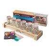 Kilner 20-Piece Spice Jar Gift Set