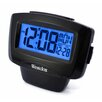 Westclox Clocks LCD Easy To Read Alarm Clock
